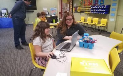 Visiting the STEM Center of Innovation