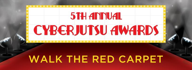 Annual Cyberjutsu Awards